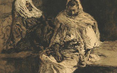Oriente medio. Una perspectiva bereber sobre la colección Pedrera Martínez